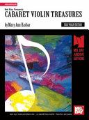 Cabaret Violin Treasures/Solo Violin