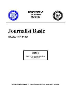 Manuals Combined  U S  Navy Journalist Basic  Journalist Advanced And Journalist 3   2 Training Publications