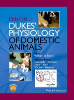 Dukes  Physiology of Domestic Animals PDF