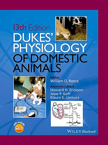 Dukes  Physiology of Domestic Animals
