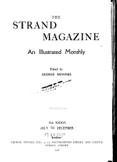 The Strand Magazine: Volume 36