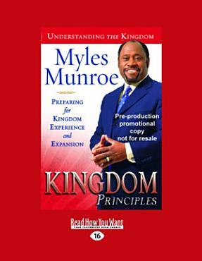 Kingdom Principles Trade Paper PDF