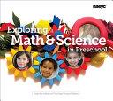 Exploring Math   Science in Preschool