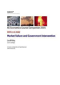 OCR AS Economics  Course Companion PDF