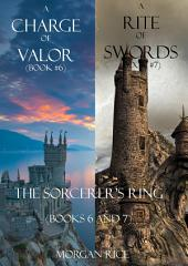 Sorcerer's Ring Bundle (Books 6-7)