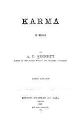 Karma: A Novel