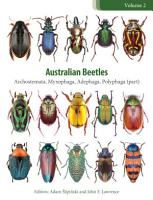 Australian Beetles Volume 2 PDF