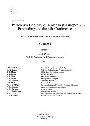 Petroleum Geology of Northwest Europe PDF
