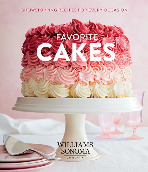 Download Favorite Cakes Book