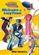 Lazytown  Superhero Foods Lift the flap PDF