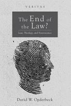 The End of the Law  PDF