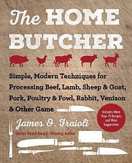 The Home Butcher Book