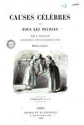 Causes célèbres de tous les peuples: Volume3,Livre51