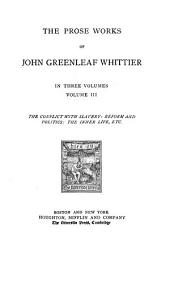 The Works of John Greenleaf Whittier: Volume 7
