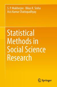 Statistical Methods in Social Science Research Book
