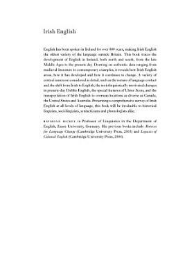 Irish English PDF