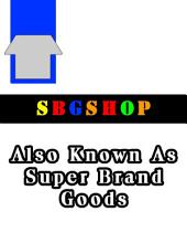 Sbgshop Also Known As Super Brand Goods