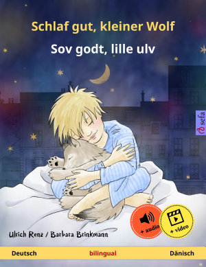 Schlaf gut  kleiner Wolf     Sov godt  lille ulv  Deutsch     D  nisch  PDF