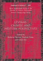 Levinas: Chinese and Western Perspectives