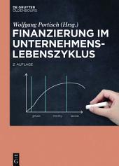 Finanzierung im Unternehmenslebenszyklus: Ausgabe 2