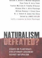 Naturalism Defeated  PDF