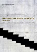 Baumschlager Eberle 2002 2007 PDF
