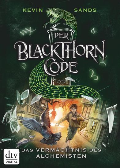 Der Blackthorn Code   Das Verm  chtnis des Alchemisten PDF