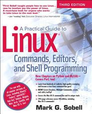 A Practical Guide to Linux Commands  Editors  and Shell Programming  3e PDF