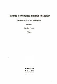 Towards the Wireless Information Society PDF