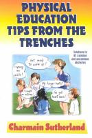 Physical Education Tips from the Trenches PDF
