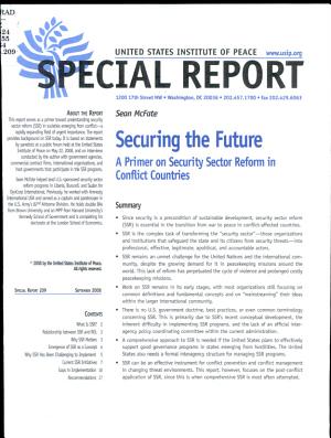 Securing the Future PDF