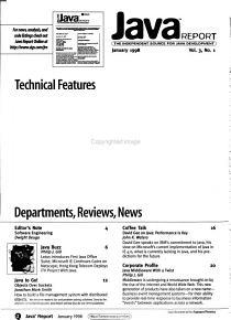 Java Report PDF