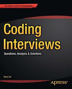 Coding Interviews Book