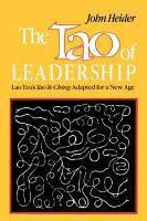 The Tao of Leadership PDF