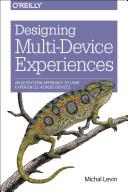 Designing Multi-Device Experiences