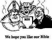 Does the NIV Permit Homosexuality?