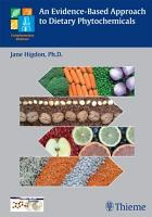 An Evidence based Approach to Dietary Phytochemicals PDF