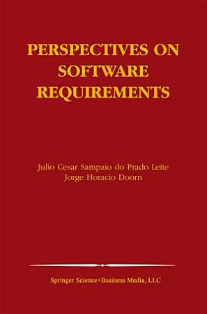 Perspectives on Software Requirements PDF
