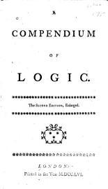 A Compendium Of Logic