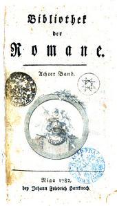 Bibliothek der Romane: Achter Band, Band 8