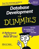 Database Development For Dummies PDF