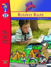 Runaway Ralph Lit Link Gr. 4-6