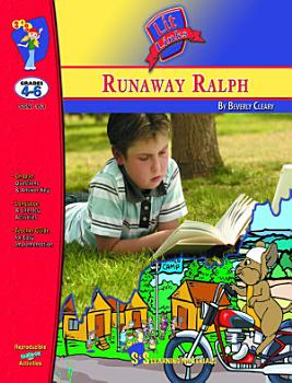 Runaway Ralph Lit Link Gr  4 6 PDF