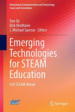 Emerging Technologies for STEAM Education PDF