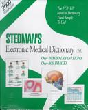 Stedman s Electronic Medical Dictionary PDF