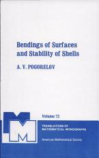 Bendings of Surfaces and Stability of Shells PDF