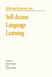 Directions in Self-Access Language Learning