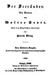Der Seeräuber: Ein Roman ...