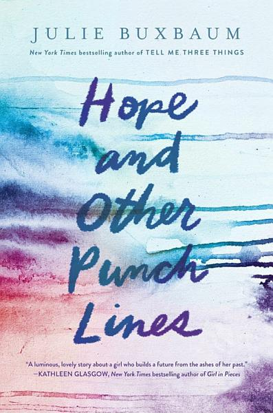 Download Hope and Other Punchlines Book