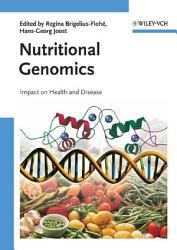 Nutritional Genomics Book PDF